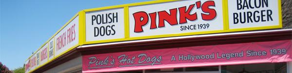 pinksbanner